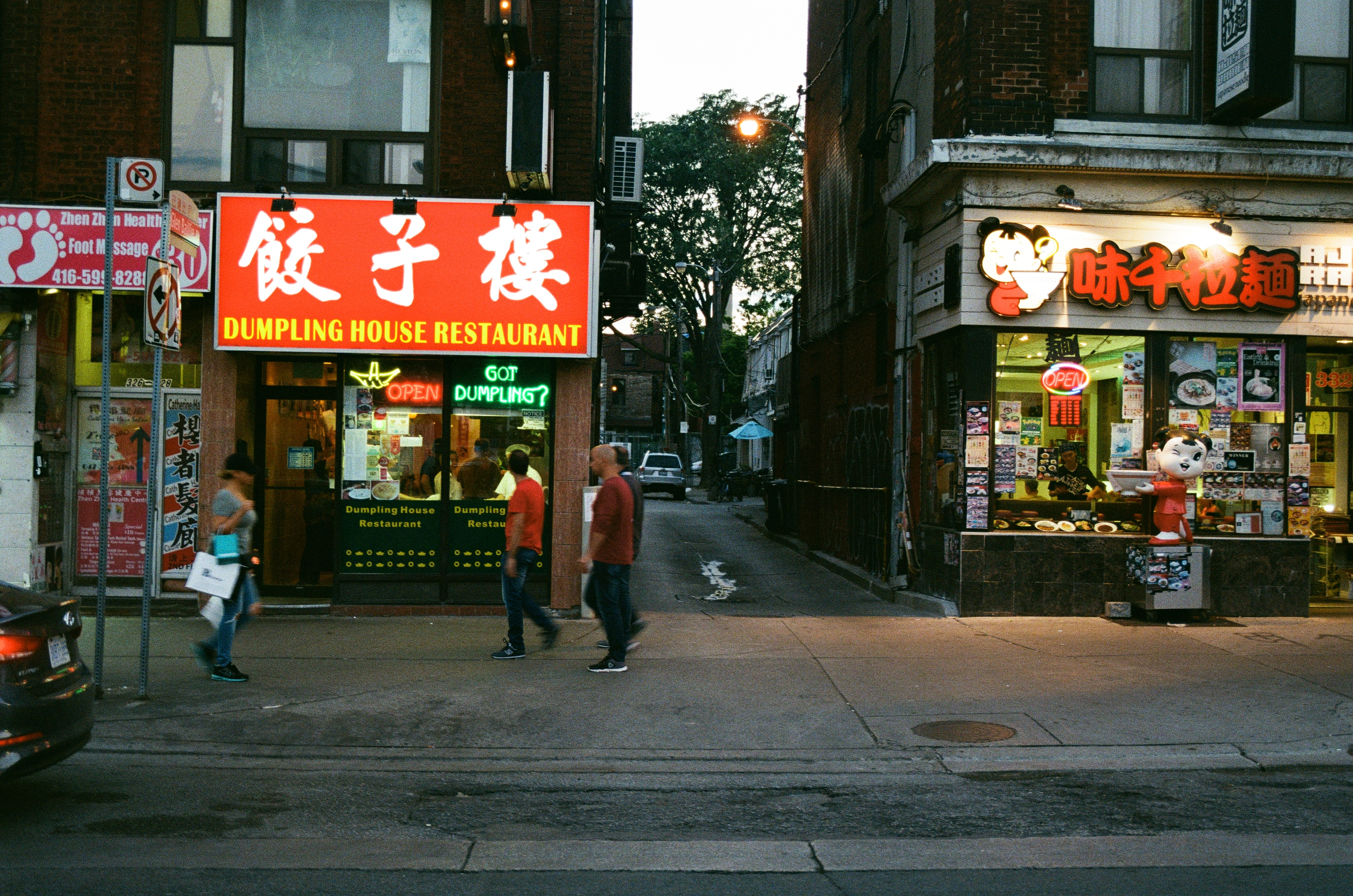 Chinatown has a mad special place in my heart (6/8)